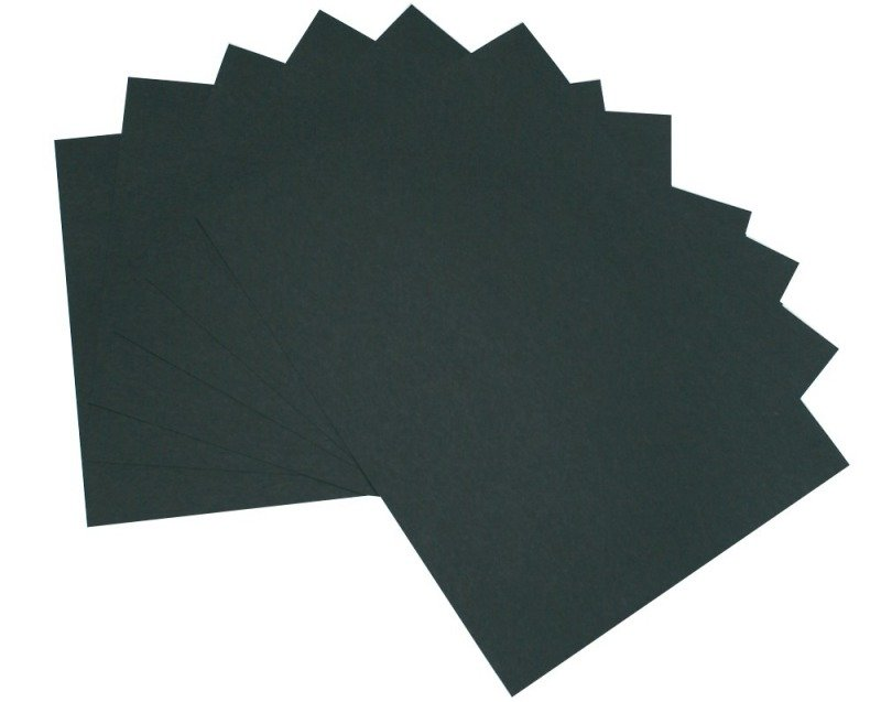 Office A3 Card 210gsm Black (Pack of 20)