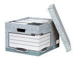 Fellowes Bankers Box Heavy Duty Storage Box