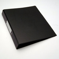 Extra Value Standard A4 Black Ring Binder - 10 Pack