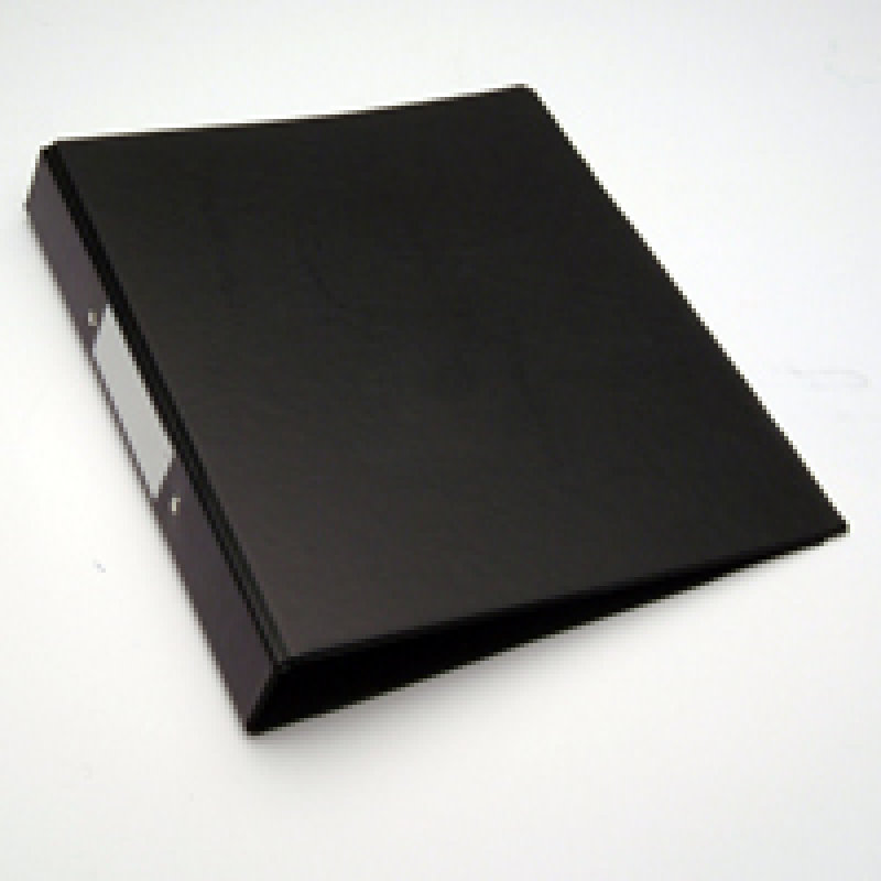 Extra Value Standard A4 Black Ring Binder - 10 Pack
