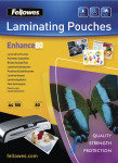 Fellowes Laminating Pouches Enhance A4 Matt