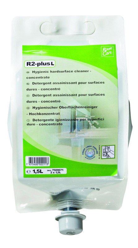 Image of DIVERSEY ROOM CARE R2 0.75L W118 7509655