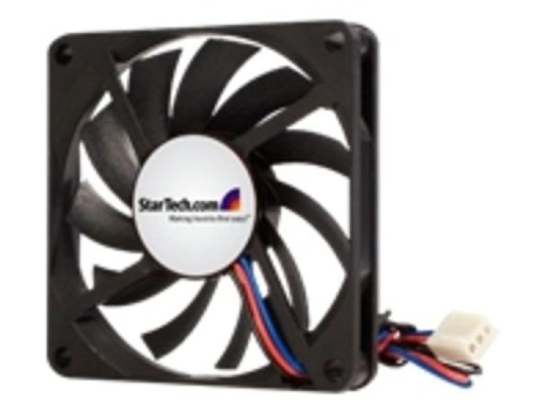 StarTech Replacement 70mm TX3 Dual Ball Bearing CPU Cooler Fan
