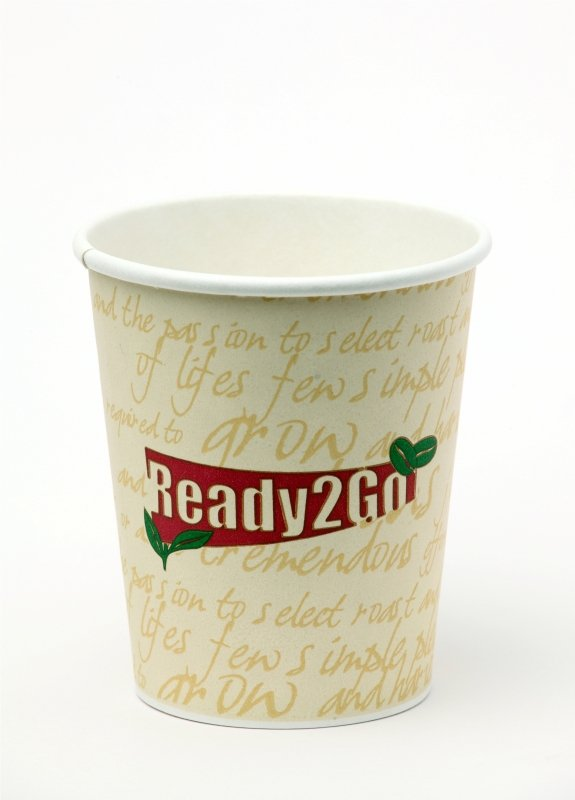 NUPIKFLO READY TO GO 9OZ PAPER CUP PK50