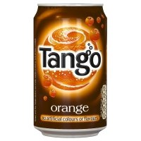 Tango Orange 330ml Cans - 24 Pack
