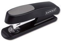 RAPESCO OFFICE STAPLER HALF STRIP BLK R7