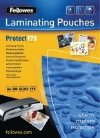 Fellowes Laminating Pouches A4 100 Pack