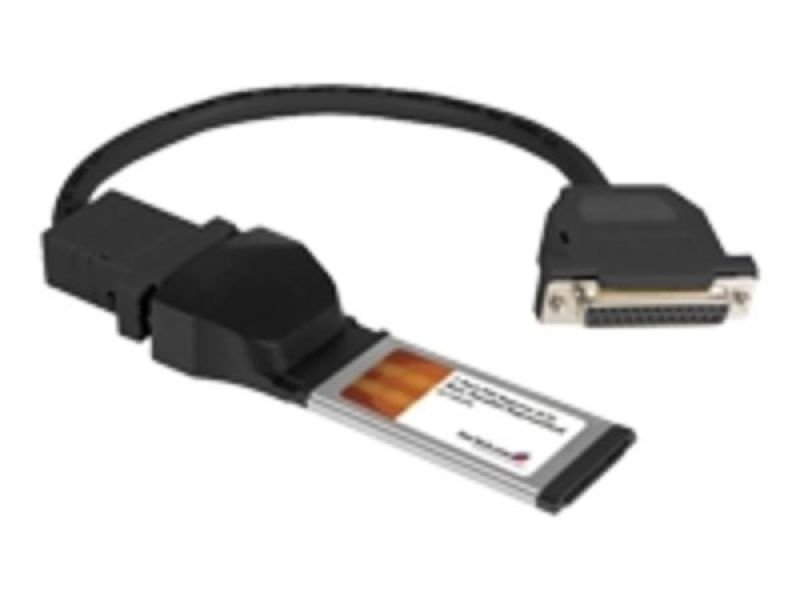 Startech 1 Port Expresscard Parallel Adapter Card SPP/EPP/ECP Uk