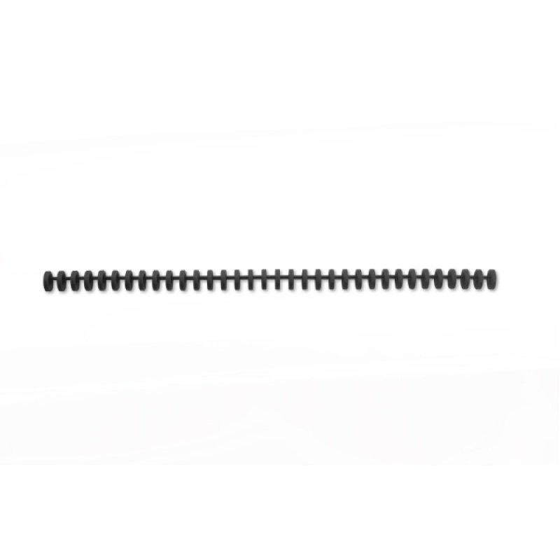 REXEL/GBC A4 8MM CLICKS BLK 388019E P50