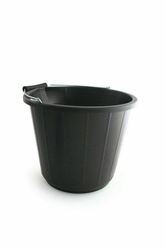 Image of BENTLEY 14 LITRE HEAVY DUTY BUCKET BLACK