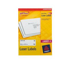 AVERY LSR LBL WHT P40 L7165-40 FPC