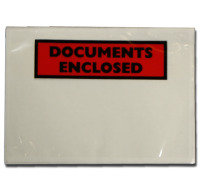 Documents Enclosed  A5  Envelopes (Pack of 1000)