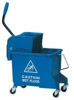 CONTICO COMBO MOPPING UNIT BLUE KS15BL