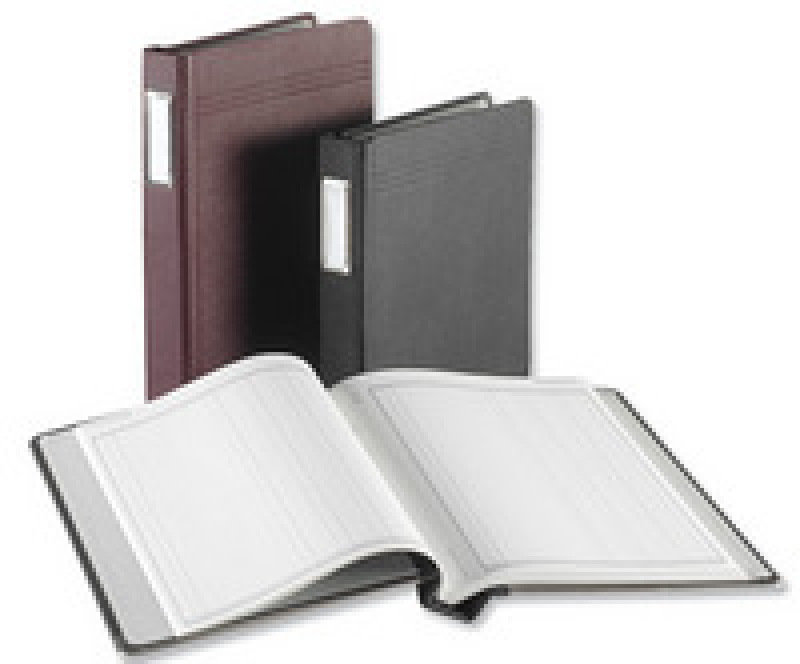 Image of CROWN 3C BINDER MAROON 75003
