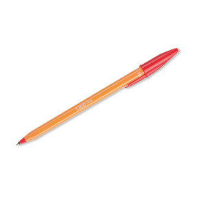 Bic Orange Cristal Fine Red 10112 - 20 Pack