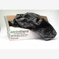Extra Value Black Refuse Sacks - 200 Pack