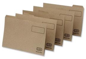 Elba Tabbed Folder Hwt Fcp Buf 100090233 - 100 Pack