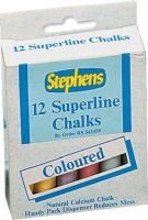 Stephens Chalk Col Hang Pk12 543442 - 12 Pack