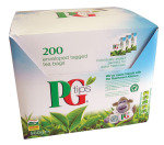 PG Tips Envelope Tea Bags - 200 Pack