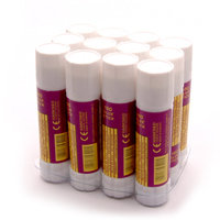 Extra Value Small Glue Stick - 12 Pack