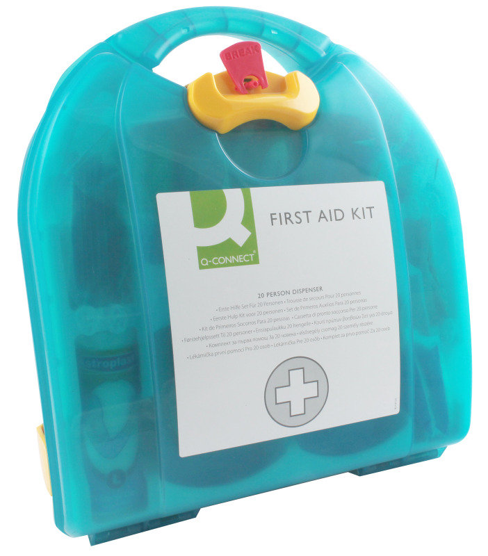 Q Connect 20 Person First Aid Kit