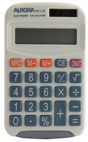Aurora HC133 Pocket Calculator