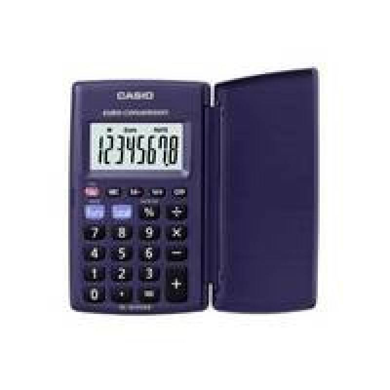 Image of Casio 8 Digit Pocket Calculator