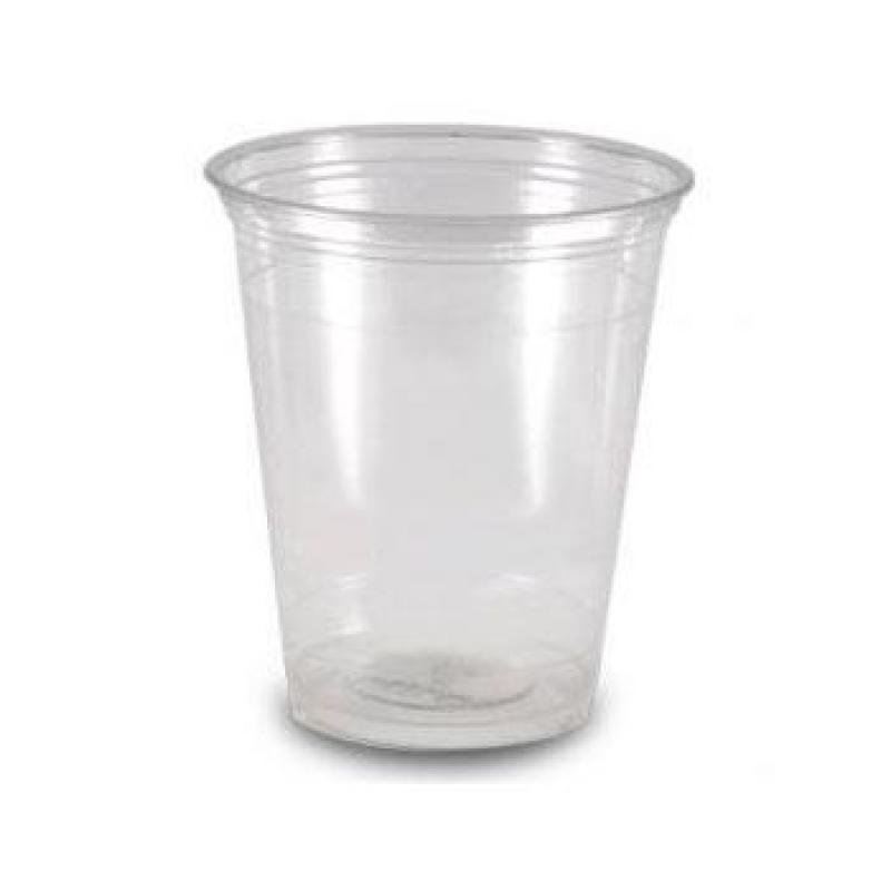 Clear Plastic Water Cups 20cl (Pk 1000)