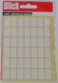 Blick Label Bag 9x16 Wht Pk294 002550 - 20 Pack