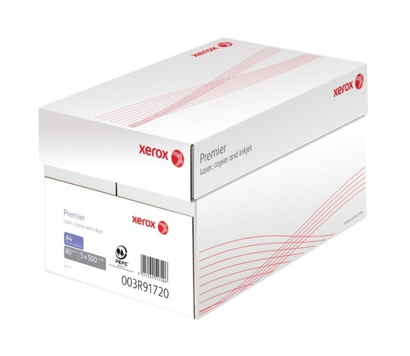 Xerox Premier A4 MultiPurpose Printer Paper  2500 Sheets