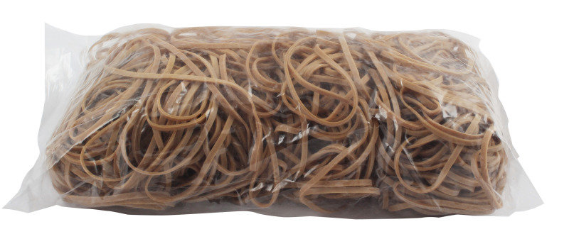 Extra Value Size No.38 Elastic Rubber Bands - 454g Pack