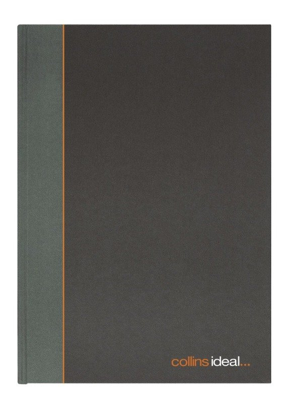 COLLINS IDEAL BOOK GREY/BLACK 6421