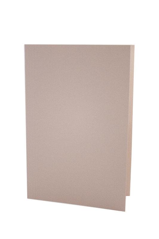 Guildhall Squarecut Folder Buff  - 100 Pack