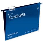 Crystalfile Extra Fc Blue Pk25 70630