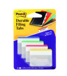 POSTIT STRONG INDEX FILING TABS FLAT