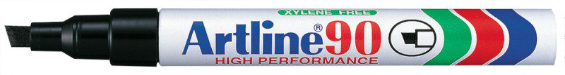Image of Artline Marker Black 90 - 12 Pack