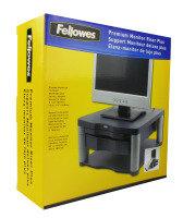 Fellowes Premium Monitor Riser Plus - Graphite