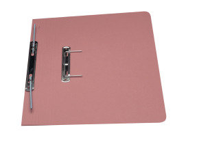 *Guildhall Transfer Spring File Pink 348 - 50 Pack