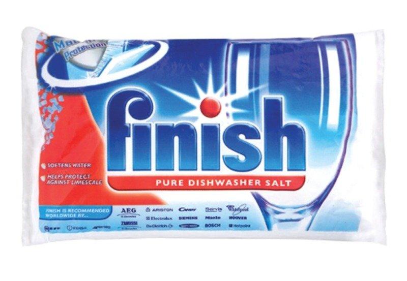 Finish Dishwasher Salt - 2 Kg