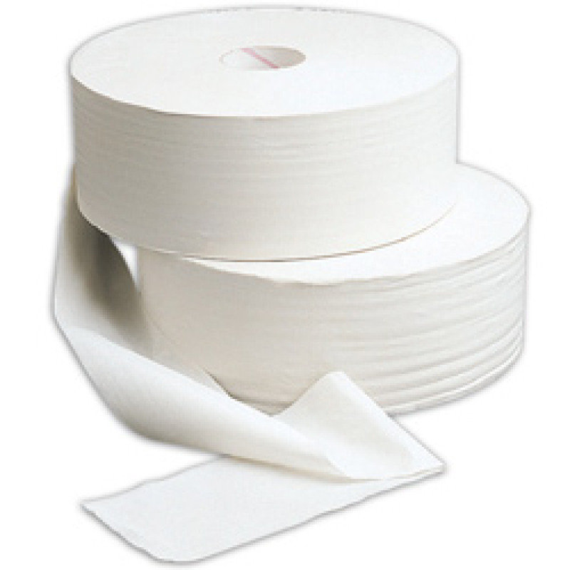 Image of KLEENEX 250 JUMBO TOILET ROLL PK6 8515