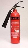 Firemaster XC2A - Fire Extinguisher Carbon Dioxide 2Kg