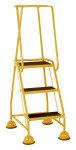 VFM Yellow 3 Tread Step (Pack of 1)