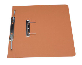 Guildhall Transfer Spring File Orange - 50 Pack