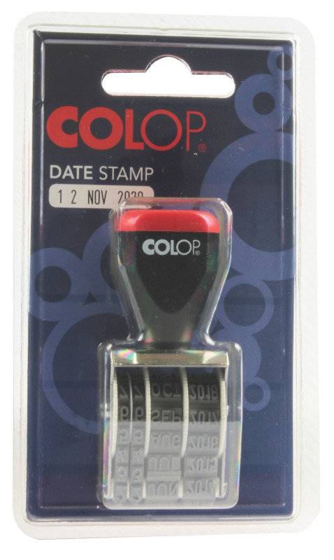 Image of COLOP 04000 DATE STAMP IN BLISTER
