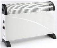 Crown 2kw Convector Heater White