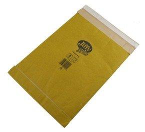 JIFFY PADDED BAG 195X343MM PK100 PB3