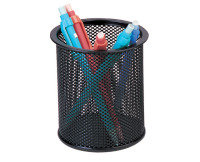 QCONNECT MESH PEN POT BLACK KF00864