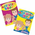 Tallon Super Jumbo Activity Book 4052 - 6 Pack