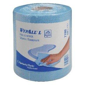Kimberley Clark Wypall L30 Wipes - Blue Roll