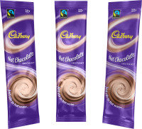 Cadbury Instant Hot Chocolate Sachets 28g (Pk 50)